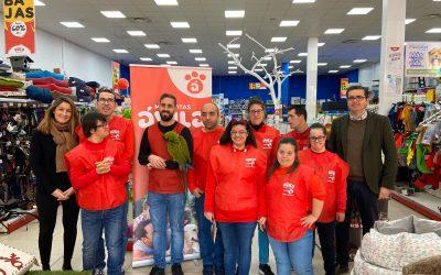 Prácticas laborales en Chiclana para ocho jóvenes con síndrome de Down